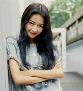 美女明星孙怡甜美气质头像图片
