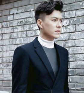 中国演员靳东成熟帅气头像图片大全