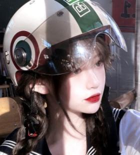 小清新少女可爱迷人微信高清热门头像