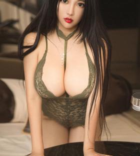 性感大胸美女小鹿私房高清写真凹凸有致身材让人鼻血狂喷