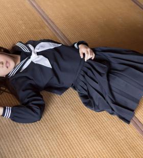日本美女明星浅川梨奈学生制服诱惑私房高清写真图集