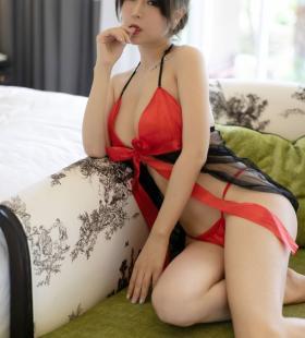 性感美女王雨纯内衣诱惑妩媚身姿勾人欲火私房写真