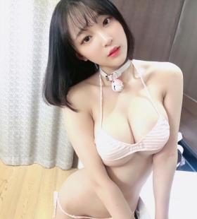 韩国比基尼模特美女姜仁卿前凸后翘魔鬼身材诱人图片