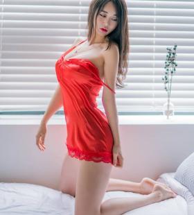 韩国写真模特candyseul巨乳尺寸惊人妖娆图片下载