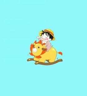 海贼王可爱卡通头像图片大全