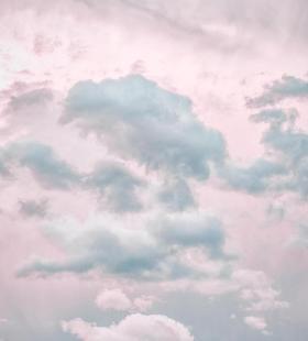 好看变化莫测的优美云海美景图片手机壁纸