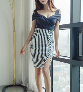 韩国长腿模特丰乳翘臀诱惑私房写真图片