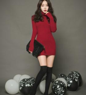韩国性感美腿兔女郎娇俏可爱图片