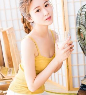 清纯性感美女Sayaka诱人造型唯美私房艺术写真图片