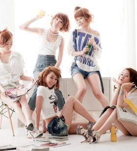 韩国女子组合Girls Day高清图片写真下载