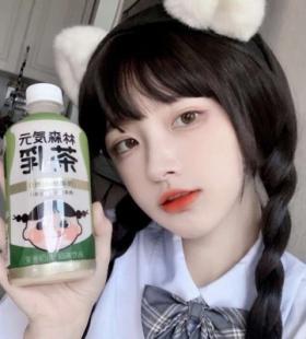 微信QQ女生可爱漂亮你是我喜欢这世界的理由头像