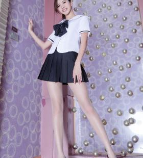 [美腿控]长腿台湾美女腿模ivia丝袜美腿性感写真 第二辑图片
