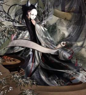 十二星座黑化少女动漫,宛如地狱来临的恶魔一般图片