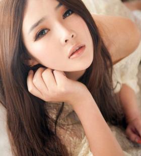 清纯美眉妍妍的美拍私房片写真图片