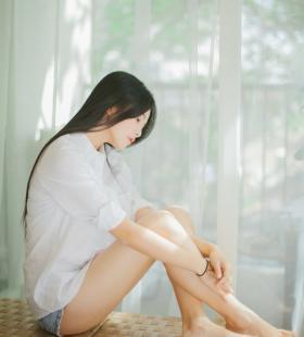清纯气质唯美美女私人摄影高清写真图片