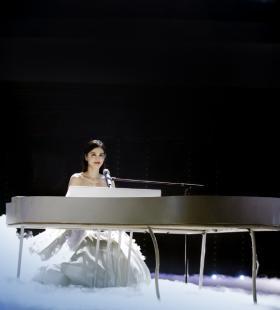黄圣依《乘风破浪的姐姐》第一期剧照图片