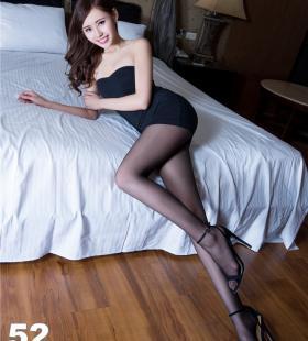 性感黑丝美女嫩模身材诱人高清写真图片