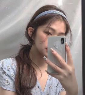 可爱池乔:推荐收藏女生头像图片