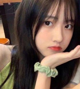 微信QQ最新女生温柔甜美未经允许擅自喜欢你头像