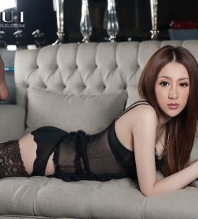 刘璐璐《透视睡衣的迷惑》[丽柜Ligui]集写真图片