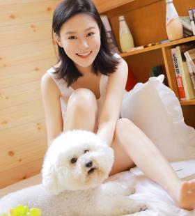 温情少女日系私房性感写真图片