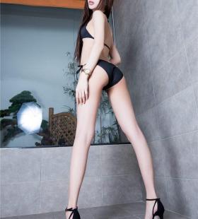 性感长腿美女翘臀诱人高清私房写真壁纸图片