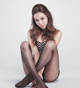 性感黑丝美女大尺度诱人造型高清写真图片大全