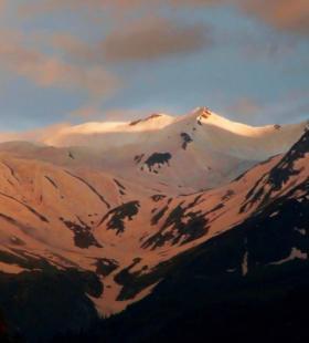 超美雪山风景高清好看手机壁纸图片大全