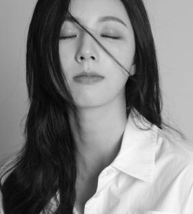 陈米麒黑白质感写真大片图片