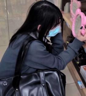 过期夏天JK制服女生清纯优质头像图片