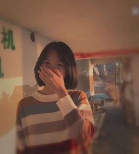 11月抖音最新暖色系女生唯美头像图片大全