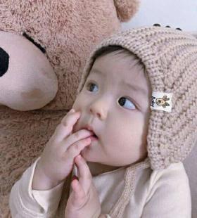 超可爱超萌的小孩子微博精选萌娃头像图片