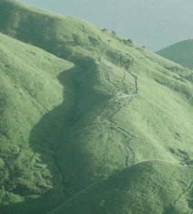 唯美青山超美自然风景手机壁纸图片