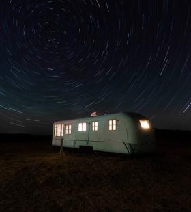 星空下的超美夜景高清电脑桌面壁纸图片大全