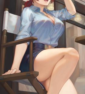 性感诱惑的动漫美女高清手机壁纸图片