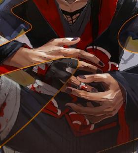 宇智波鼬超帅霸气高清手机壁纸图片