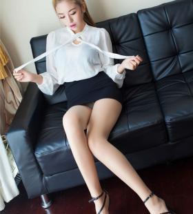 超性感混血大白腿美女陈思琪优雅迷人高清写真壁纸大全