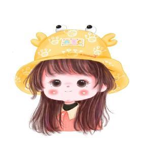 可爱超萌卡通女生精选手机壁纸图片