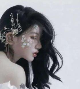 超美精致美女高清微信头像图片大全