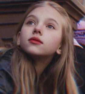 超仙欧美气质少女微信高清头像图片大全