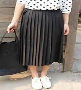 腿粗的女孩适合穿什么裙子?这几种类型的裙子更加显瘦