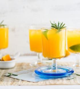 鲜榨橙汁高清美食图片大全