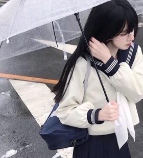 唯美ins原宿风少女最热门高清图片