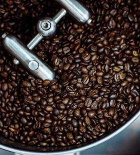 无数的咖啡豆图片集